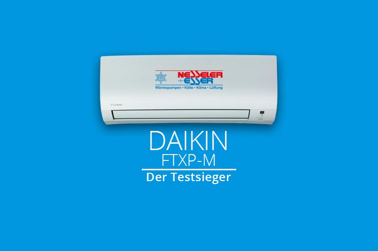 Daikin Klimaanlage Testsieger 2020